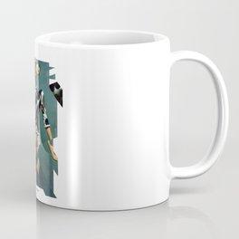 Collage Vintage Coffee Mug