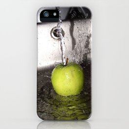 Apple In Water iPhone Case