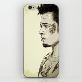 Tyler iPhone Skin