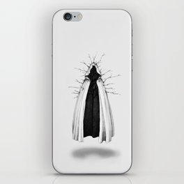 King's cloak iPhone Skin