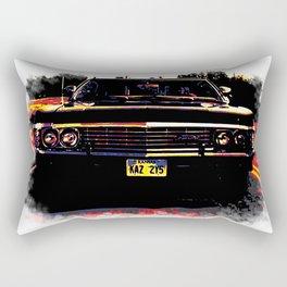 Impala multicolored (Supernatural) Rectangular Pillow