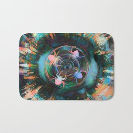 Cycles Bath Mat