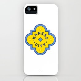 Kansas City Plaza iPhone Case