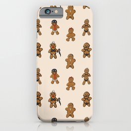 BDSM Gingerbread iPhone Case