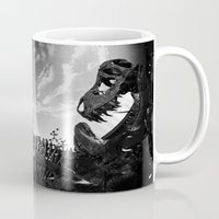 dinosaur Mugs featuring Dinosaur by Jo Bekah Photography