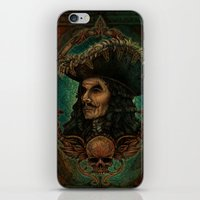 hook iPhone & iPod Skins featuring Hook by ManuelDA