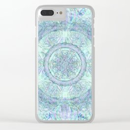 Mark of Hope and Wisdom Clear iPhone Case