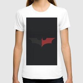Against Evil (dark-red) T-shirt