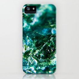 Emerald Dream iPhone Case