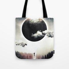 A Dream of Gravity Tote Bag