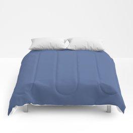 UCLA Blue - solid color Comforters