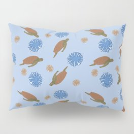 Shells & Honu Pillow Sham