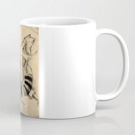 Time unzipping Coffee Mug