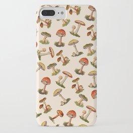 Magical Mushrooms iPhone Case