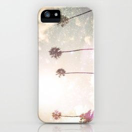 Galactic Nostalgic iPhone Case