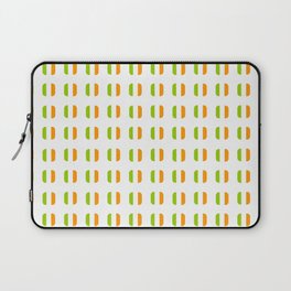 flag of ireland - with soft square Laptop Sleeve