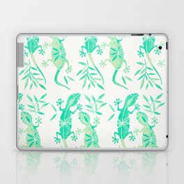 Geckos – Mint Palette Laptop & iPad Skin