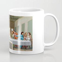 The Lesbian Last Supper Coffee Mug