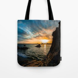 Simple Sunday - Pirates Cove Tote Bag