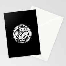 Goron Bodybuilders Stationery Cards