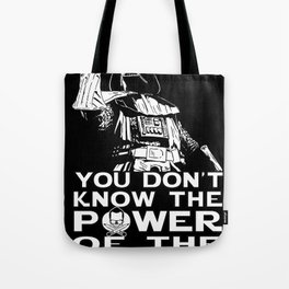 You don't Know the Power of the Westside! Tote Bag