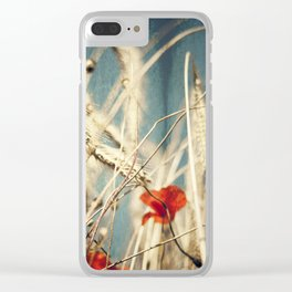 chAos one Clear iPhone Case