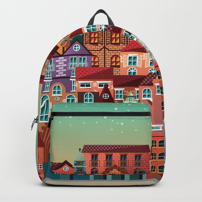 Homes Backpack