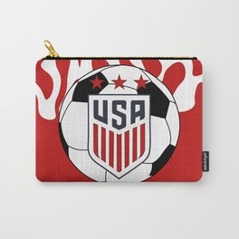 United States Soccer Carry-All Pouch