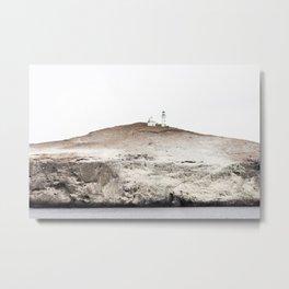 Anacapa Island Metal Print