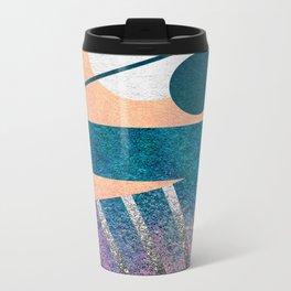 Galaxy Transition Metal Travel Mug