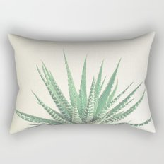 Haworthia Rectangular Pillow