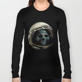 Holy Starman Skull II Long Sleeve T-shirt