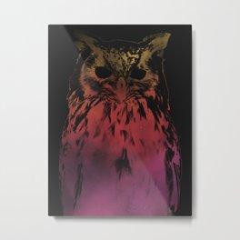Hedwig Metal Print
