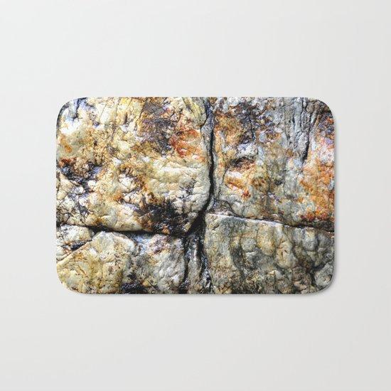 COLORFUL ROCK Bath Mat