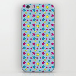 Vinnie Star 1 - Cornflower iPhone Skin