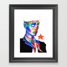 Ruslan Framed Art Print