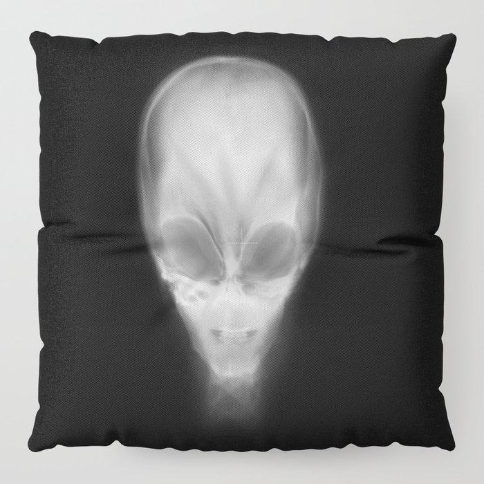 Alien X-Ray Floor Pillow