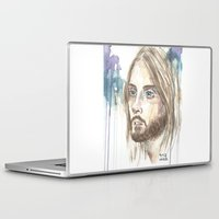 jared leto Laptop & iPad Skins featuring Leto by SirScm