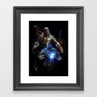 MK VS.2 Framed Art Print