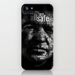 Ernest Shackleton iPhone Case