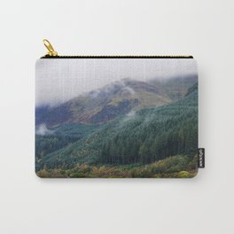 Misty forest #1 Carry-All Pouch