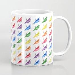Multitude of Cranes Coffee Mug