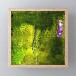 Into The Blue No.3j by Kathy Morton Stanion Framed Mini Art Print