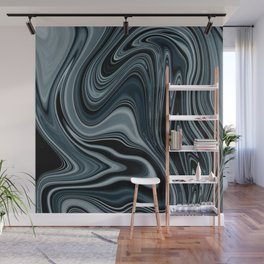 Melted Sky Wall Mural