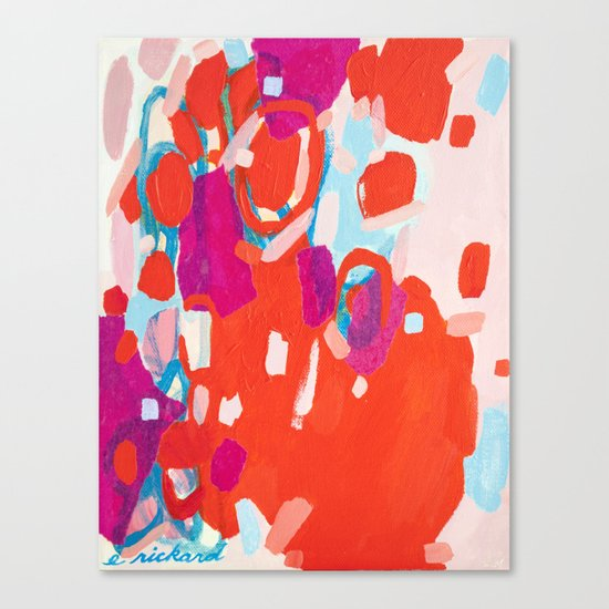 Color Study No. 7 Canvas Print