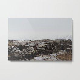 Winterview 2 Metal Print