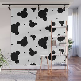 Mouse ears Wall Mural