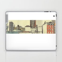 Panoramic from the Highline Laptop & iPad Skin