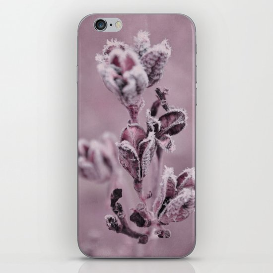 frozen hearts iPhone & iPod Skin