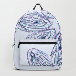 Anatomy Flower Backpack